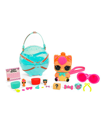 L.O.L. Surprise Neon Kitty Biggie Pet