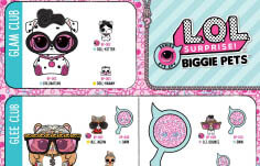 Series Eye Spy Biggie Pets Collector's Guide
